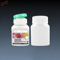 90ml HDPE plastic health supplement bottles for protein powder