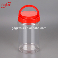 1 Litre PET Plastic Bottle Wholesale,1000ml Plastic bottle Food Storage